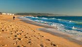 Beach in summer in Spain — Stock Photo