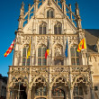 View of the Grote Markt — Stock Photo