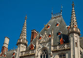 Provinciaal Hof Provincial Court — Stock Photo