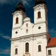 View of Tihany abbey on a sunny day. — Stock Photo