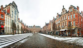 Grote Markt in winter — Stock Photo