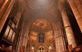Klášter slavné katedrály salamanca — Stock fotografie
