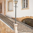 Stairway of the University of Coimbra — Stock Photo