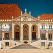 Entrance of the University of Coimbra — Stock Photo