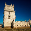 Torre de Belem in Lisbon — Stock Photo