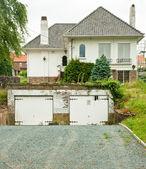 Nice rural house — Stock Photo