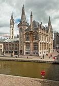 Belgium, Ghent — Stock Photo