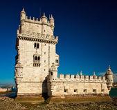 Torre de belém i lissabon — Stockfoto
