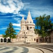 Stock Photo: Fishermen's bastion