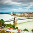 Nice view on Budapest — Stock Photo