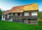 Old house in Transylvania — Stock Photo