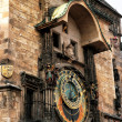 Astronomical Clock. Prague.  — Stock Photo