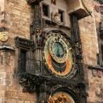 Astronomical Clock. Prague. — Stock Photo