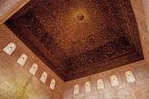 The famous Alhambra in Granada — Stockfoto
