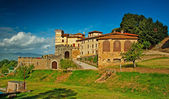 Nice old house in Italy — Stock Photo