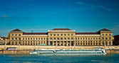 Bank of the Danube, Budapest — Stock Photo