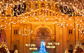 Christmas Fair in Budapest — Stock Photo