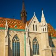 Matthias Church in Budapest — Stock Photo #43541229