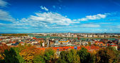 View on Budapest, Hungary — Stock Photo