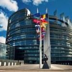 European Parliament in Strasbourg — Stock Photo #43558291