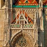 Matthias Church in Budapest — Stock Photo