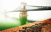 Chain Bridge — 图库照片