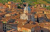 Náměstí Piazza del duomo — Stock fotografie