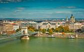 Boedapest — Stockfoto