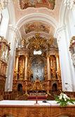 Interior of the Cistercian Zirc Abbey in Zirc — Stock Photo