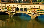 Ponte vecchio — Stock fotografie