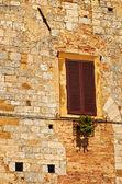 Casas bonitas en el casco antiguo — Foto de Stock