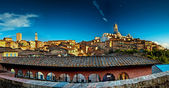 Old town of San Gimignano — Stock Photo