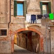Nice old houses in Venice — Stock Photo #47694929