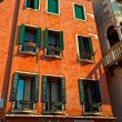 Nice old houses in Venice — Stock Photo #47694935