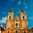 Exterior of Abbey Melk — Stock Photo #47696047