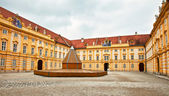 Exterior of Abbey Melk — Stock Photo