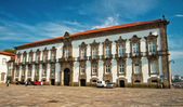 Cloister of the catherdal of Porto — Stock Photo