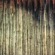 Weathered wood grunge background — Stock Photo