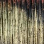 Weathered wood grunge background — Stock Photo
