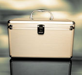 Alu-koffer — Stockfoto