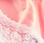 Lace underwear background — Stock Photo