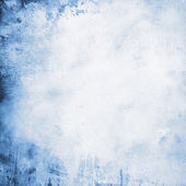 Grunge background in blue tones — Stock Photo