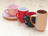 Different cups — Stock Photo