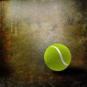 Tennisbal — Stockfoto