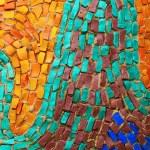 Mosaic tiles — Stock Photo #34042241