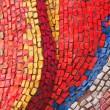Mosaic decoration — Stock Photo
