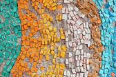 Ceramic pattern — Stock Photo
