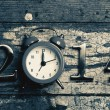 New Year 2014 background  — Stock Photo