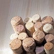 Stock Photo: Wine cork