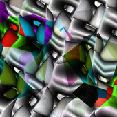 Art colorful abstract — Stok fotoğraf